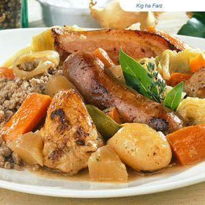 poté bretonne cuisiné a la cheminée
